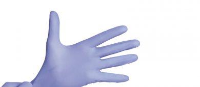 Rękawiczki w kontakcie z nowym koronawirusem