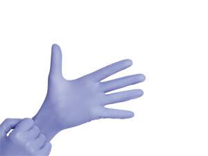 rękawiczka nitrylowa